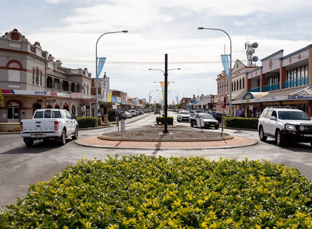 Narrabri welcomes A National Push for Local Renewables