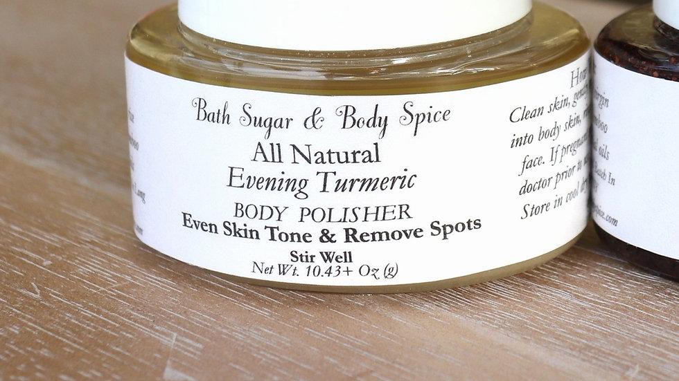 Evening Turmeric Body Polisher