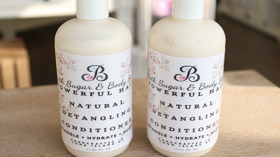 Powerful Hair Detangling Conditioner