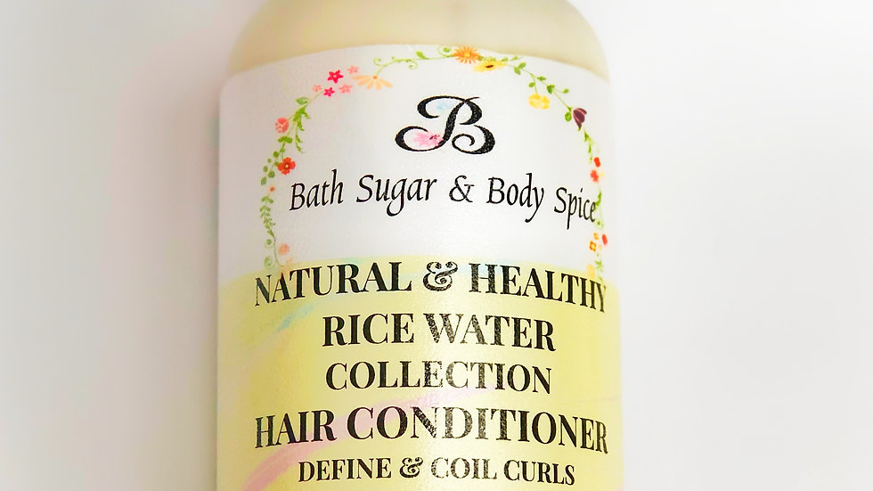 Rice Water Hair Conditioner