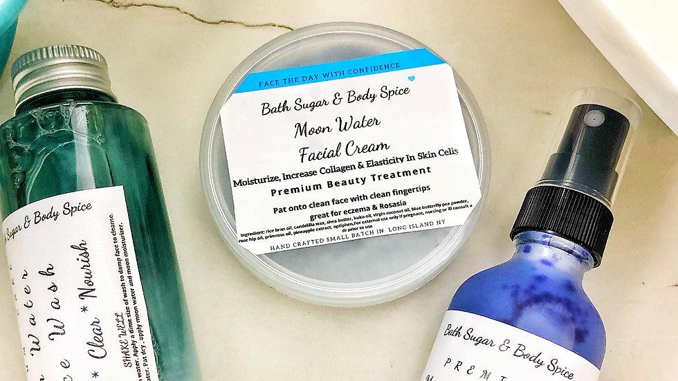 Moon Water Facial Cream
