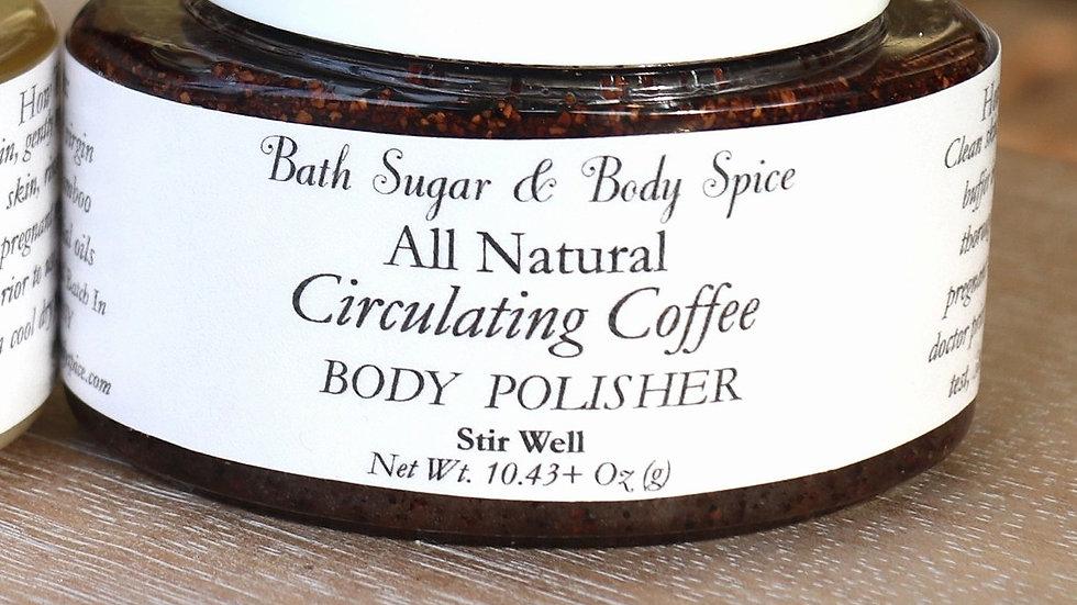 Circulating Coffee Body Polisher