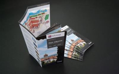 """Tourismusbroschüre """"Murten Erleben"""""""