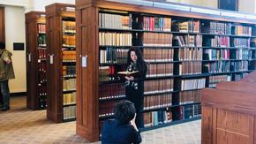 律师访问团访问哈佛法学院