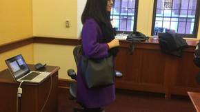 教育访问团访问纽约大学教育学院