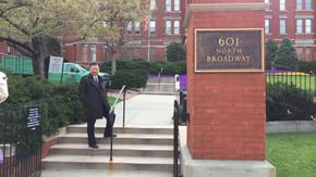 国内医学院院长访问约翰霍普金斯大学