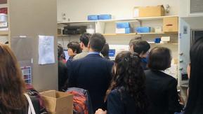 医学院访问团去芝加哥大学医学院