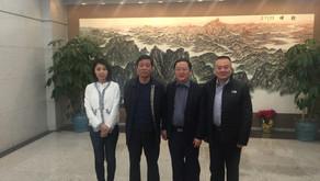 北京市投资促进局访问中国驻纽约总领馆
