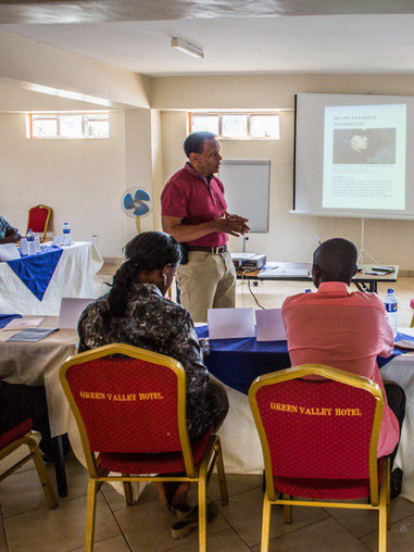 Capacity Building Project to Local Law Enforcement in East Africa