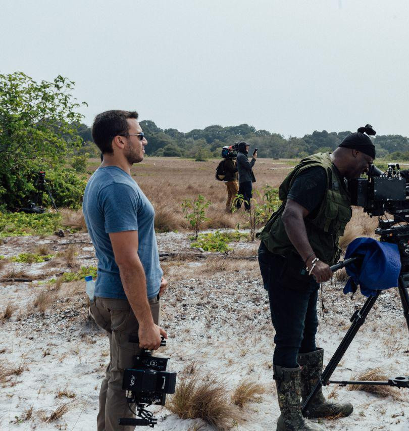 Security and Logistics for International Film Productions in Africa