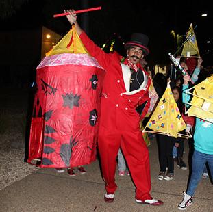 Magical Lantern Parade 2013