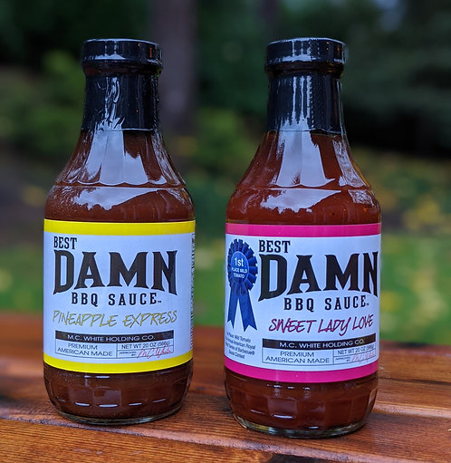 Sauce 2 Pack - Free Shipping