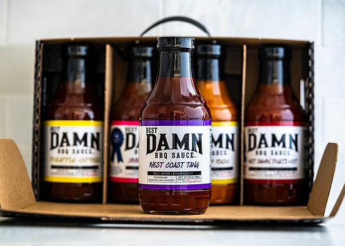 Sauce 5 Pack - Free shipping