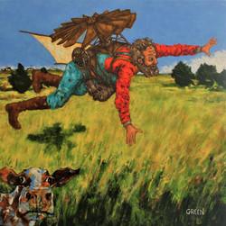 D.B Henning's Flight over the Prairie