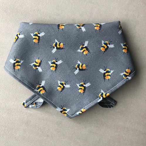 Grey Bumble Bees