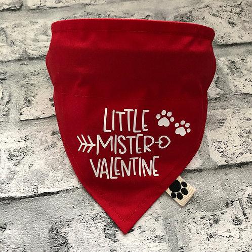 Little Miss/Mr Valentine