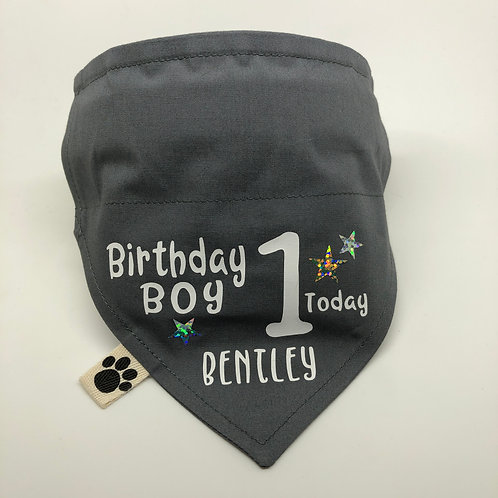 Personalised Birthday Boy/Girl Any Age
