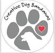 Creative Dog Bandanas Logo