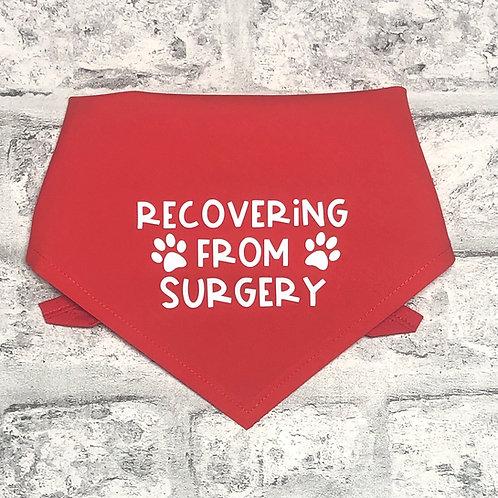 Recovering From Surgery Bandana