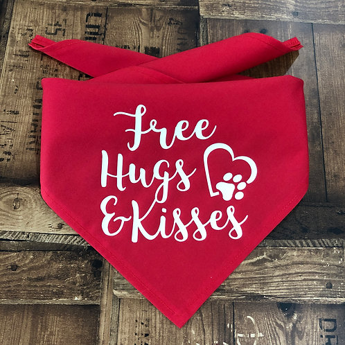 Free Hugs & Kisses