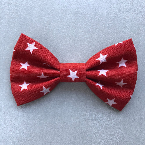 1cm Stars Bow Tie