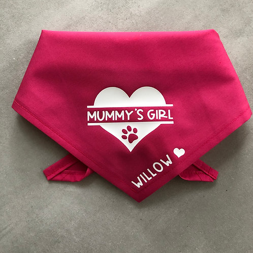 Mummy's Girl/Boy