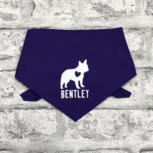 Personalised French Bulldog