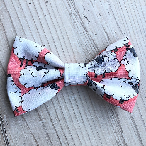Sheep Bow Tie