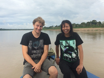 Welcome to the Jungle: Tracking Changes in Amazonian Catfish in Response to Large Hydroelectric Deve