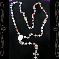 Gemstone Rosary