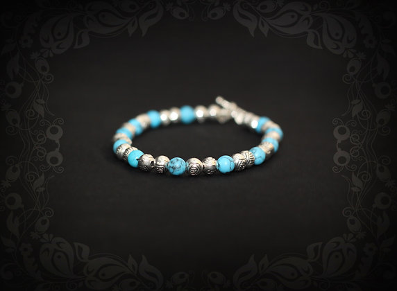 Silver Spirit Bracelet