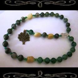 Faery Meditation Beads
