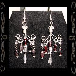 Victoriana Chandelier Earrings