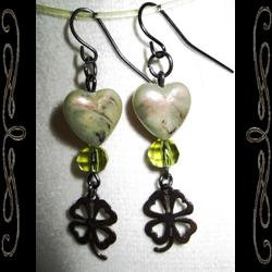 Irish Mist Earrings
