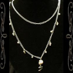 Chain of Bones Necklace