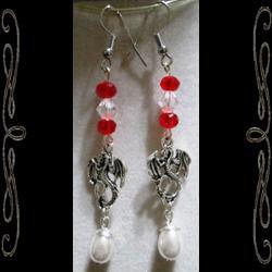 Dragon's Pearl Earrings