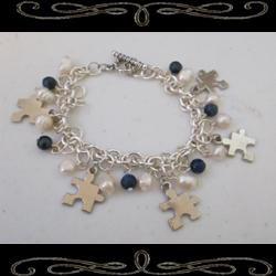 Enigma Chain Bracelet