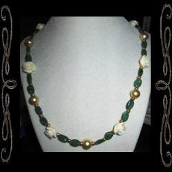 English Rose Necklace