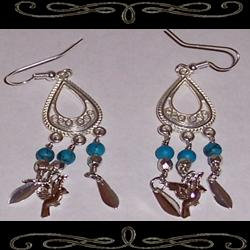 Spirit of the Wind Earrings