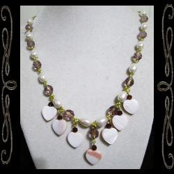 Regency Blush Necklace