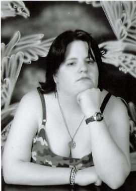 Author Picture. Esther Mitchell.