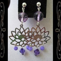 Serenity Blossom Earrings