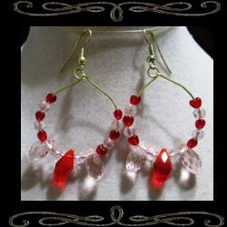 Valentine Gift Earrings