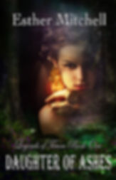 Daughter of Ashes (Legends of Tirum, Book 1) Cover