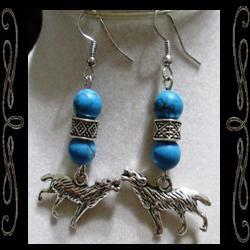 Native Howl Earrings
