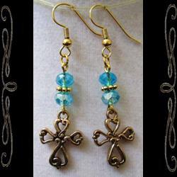 Holy Water Earrings