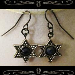 Channukah Earrings