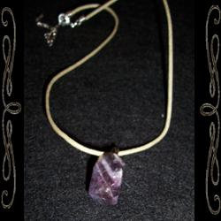 Simple Healing Necklace
