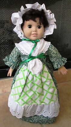 Colonial Style Dress