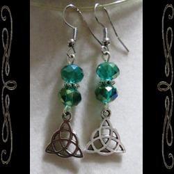 Celtic Luck Earrings